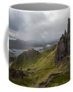 The Old Man Of Storr, Isle Of Skye, Uk Coffee Mug