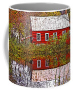 The Old Mill House Coffee Mug