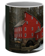 The Old Mill In Clinton Nj Coffee Mug