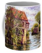 The Old Mill Of Vernon Coffee Mug