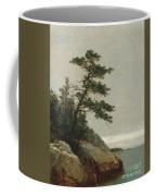 The Old Pine, Darien, Connecticut, 1872  Coffee Mug