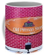 The Old Pittman Store Sign Coffee Mug