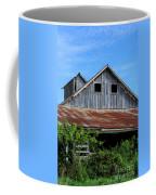 The Old Rusty Barn Coffee Mug