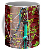 The Old Rusty Water Pump Coffee Mug