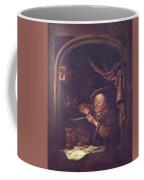 The Old Schoolmaster 1671 Coffee Mug
