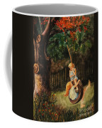 The Old Tire Swing Coffee Mug