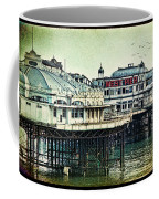 The Old Victorian West Pier Coffee Mug