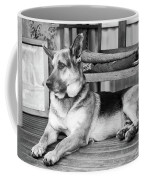 The Old Watch Dog Coffee Mug