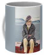 The Old Waterman Coffee Mug by Kevin Daly