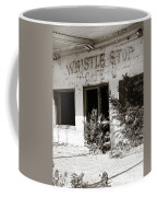 The Old Whistle Stop Cafe Coffee Mug