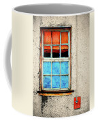 The Old Window Coffee Mug