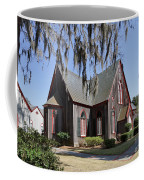 The Old Wooden Church Coffee Mug by Louise Heusinkveld