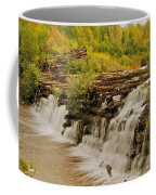 The Old Wooden Dam Coffee Mug