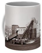 The Olyphant Pennsylvania Coal Breaker 1971 Coffee Mug