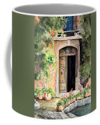 The Open Door Coffee Mug