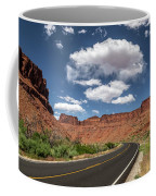 The Open Road - Utah Coffee Mug