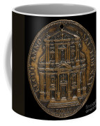 The Opening For Worship Of The Chiesa Del Gesu, Rome [reverse] Coffee Mug
