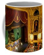 The Opera House Of Budapest Coffee Mug