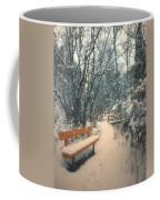 The Orange Bench Coffee Mug