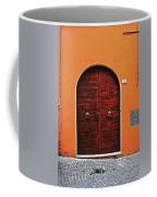 The Orange House Coffee Mug