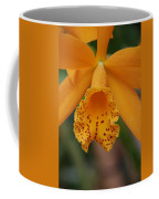 The Orange Orchid Coffee Mug