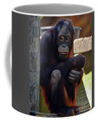 The Orangutan Coffee Mug