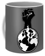 The Orchestrator Fist Coffee Mug