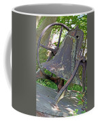 The Original Bell Of Oak Hill Cemetery Coffee Mug