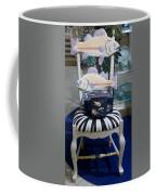 The Original Fish Chair  Coffee Mug
