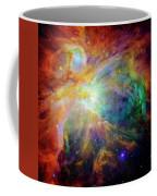 The Orion Nebula Close Up II Coffee Mug