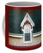 The Ornamented Gable Coffee Mug