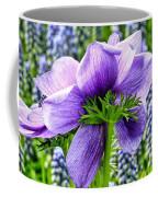 The Other Side Of Anemone   Coffee Mug