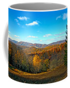 The Other Side Of The Road In Wv Coffee Mug