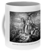 The Outbreak Of The Rebellion In The United States Coffee Mug