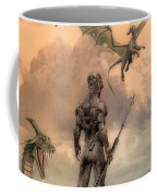 The Outside World Coffee Mug by Solomon Barroa