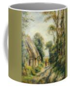 The Outskirts Of Berneval  Coffee Mug