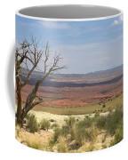 The Painted Desert Of Utah 1 Coffee Mug