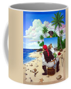 The Painting Pirate Coffee Mug