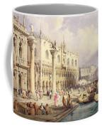 The Palaces Of Venice Coffee Mug