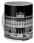 The Palacio Real, Madrid  Coffee Mug
