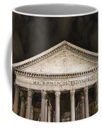 The Pantheon Coffee Mug