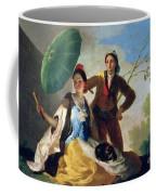 The Parasol Coffee Mug