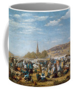 The Pardon Of Sainte Anne La Palud Coffee Mug