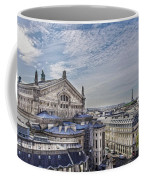 The Paris Opera 5 Art Coffee Mug