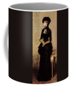 The Parisian Coffee Mug by Charles Giron