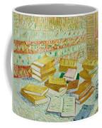 The Parisian Novels Or The Yellow Books Coffee Mug