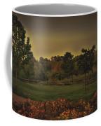 The Park At Dark Coffee Mug