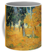 The Park At Saint Pauls Hospital Saint Remy Coffee Mug