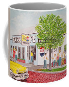 The Park Shoppe Portsmouth Ohio Coffee Mug
