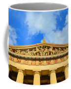 The Parthenon In Nashville Tennessee 2 Coffee Mug